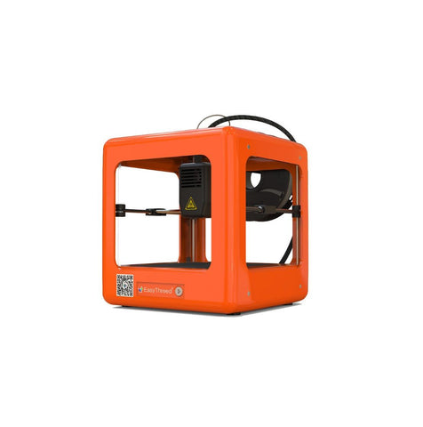 Easythreed NANO Fully Assembled Mini 3D Printer for Household Education & Students 90*110*110mm Printing Size Support One Key Printing