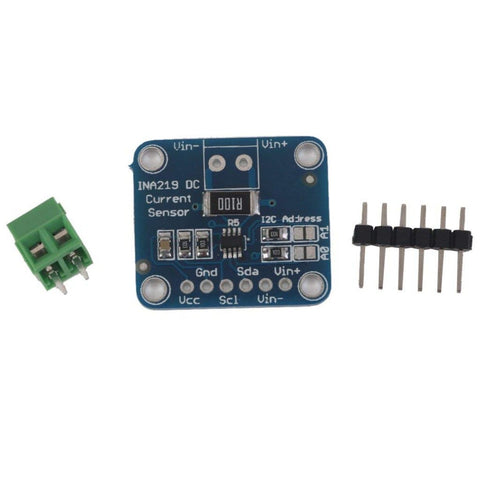Ina219 I2C BiDirectional Dc Current Power Supply Sensor Breakout Module
