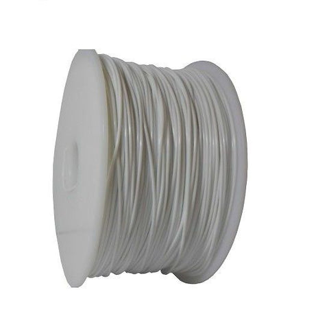White PLA 1.75 mm 1 KG Filament for 3d printer