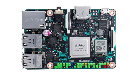 ASUS Tinker Board – an ARM-based Single Board Computer