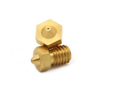 0.5MM Extruder Brass Nozzle Print Head for 1.75MM ABS PLA- 3D Printer J-head/E3D
