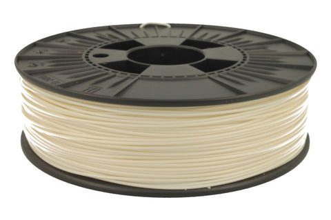 Cream White PLA 1.75 mm 1kg Filament for 3d printer Plastic Reprap / Wanhao