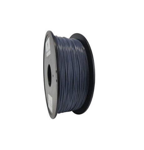 Grey PLA 1.75 mm 1kg Filament for 3d printer for Makerbot / Reprap / Mendel