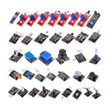 37 in 1 Sensor Modules Kit for Arduino & Raspberry Pi & MCU - Robodo