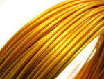 Gold ABS 1.75 mm 1 KG Filament for 3d printer for MakerBot, RepRap and UP