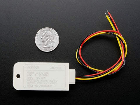 AM2302 (wired DHT22) Digital Temperature and Humidity Sensor