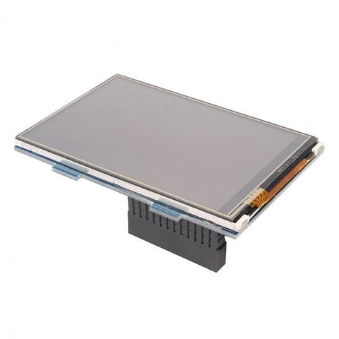 3.2 inch Resistive Touch Screen Display Module TFT LCD Designed for Raspberry Pi - Robodo