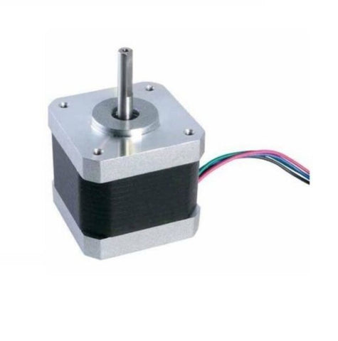 4.2 kg-cm NEMA 17 stepper motor 4 wire bipolar for CNC / 3d printer / Robotics - Robodo