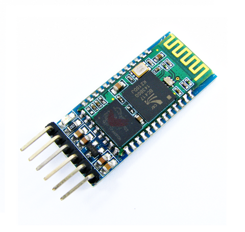 HC-05 Wireless Bluetooth RF Transceiver Module Serial/TTL/RS232 for Arduino - Robodo