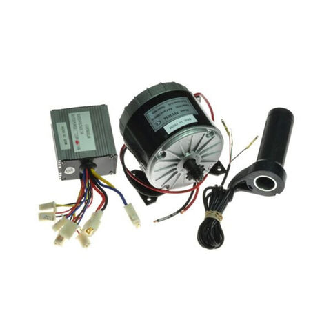 MY1016 350W + Motor Controller + Twist Throttle, DIY Electric Bicycle Kit