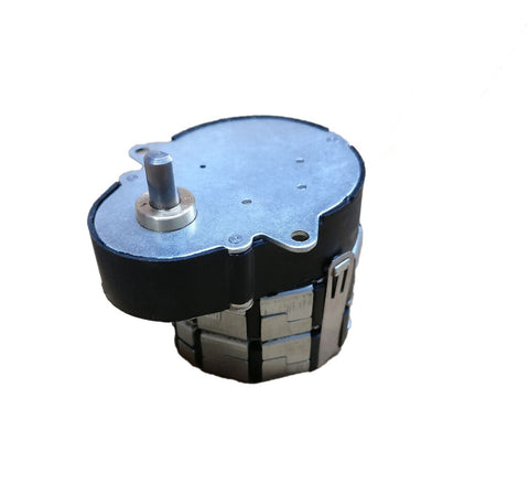 AC Reversible Geared Synchronous Motor - 2 RPM