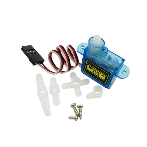 3.7g Micro Servo Motor for RC Plane, RC Heli, RC Car and RC Boat