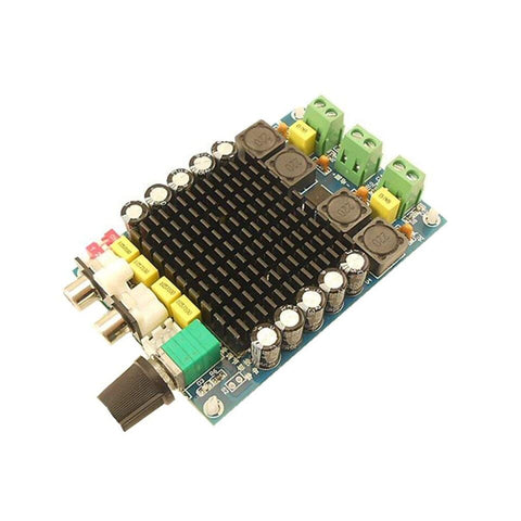 Dual Channel Digital Stereo Power Amp Module