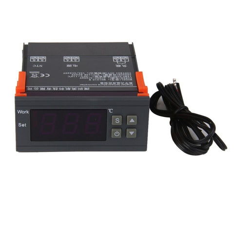 Imported AC 90V 250V Digital Temperature Controller Thermostat