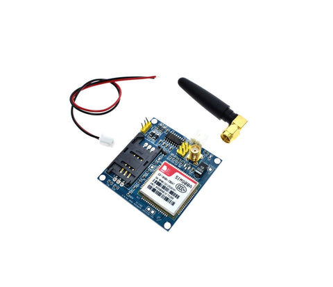 SIM900A V4.0 Kit Wireless Extension Module Antenna Tested GSM GPRS Board 5V