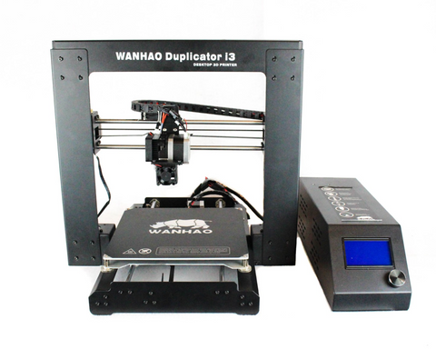 Wanhao Duplicator i3 V2 3D Printer (Semi-Assembled) - Robodo
