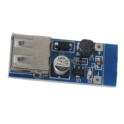 DC-DC 09V 5V to 5V Converter USB Step Up Power Boost Module Mini Pfm Control - Robodo