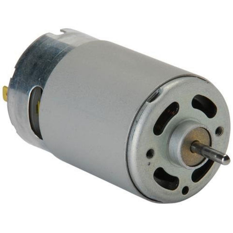 High Speed + High Torque 12V DC Motor - Robodo