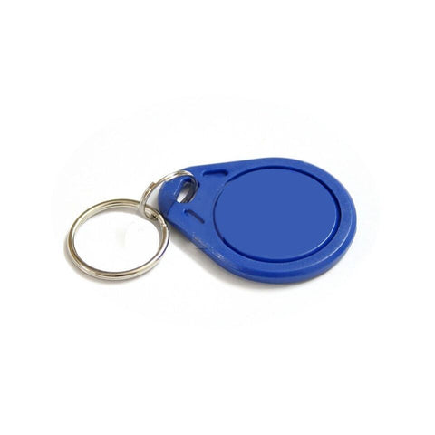 10pcs RFID Tag Key Fob Keyfobs Keychain Ring Token 125Khz Proximity ID Card