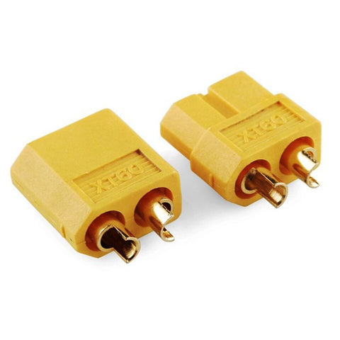 Premium Quality XT60 Male Female Bullet Connector Plugs For ESC / Battery
