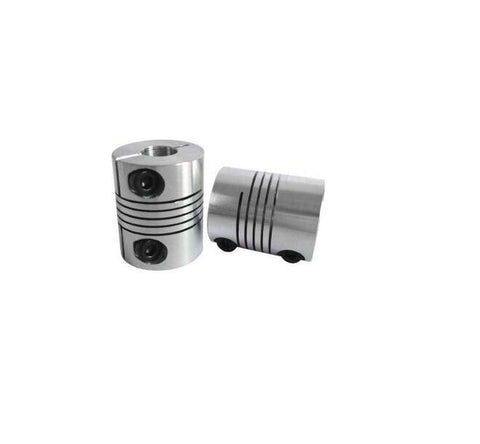 Coupling 6.35x8mm for Stepper Motor