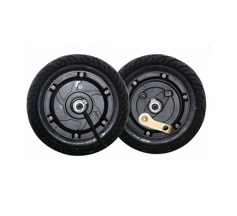 8 Inch 350w 24v Brushless E-bike Wheels Scooter Hub Motor