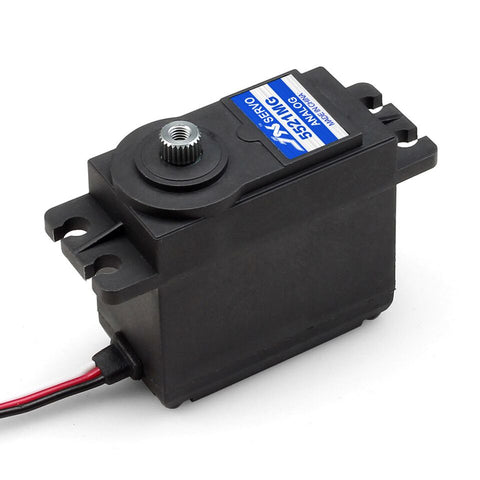 JX PS-5521MG 20KG Large Torque Metal Gear Standrd Analog Servo For RC Robot - Robodo