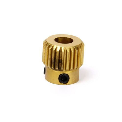 MK8 Extruder Drive Gear 26Teeth 11x11mm for 3D Printer Makerbot 1.75Filament