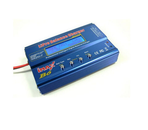 iMAX B6 DIGITAL RC Lipo NiMH BATTERY BALANCE CHARGER - Robodo