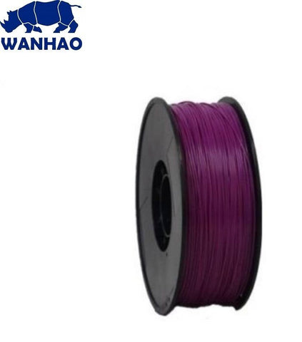 Wanhao Purple ABS 1.75 mm 1 KG Filament for 3d printer - Premium Quality