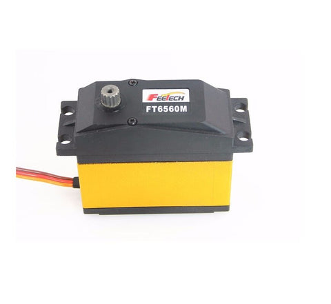FEETECH FT6560M 65kg Large Scale High Torque Servo