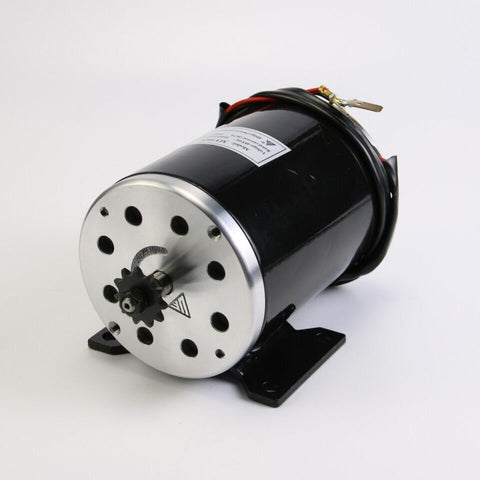 500W 24V DC 2500 RPM Motor for scooter bike go-kart minibike e-ATV MY1020 - Robodo