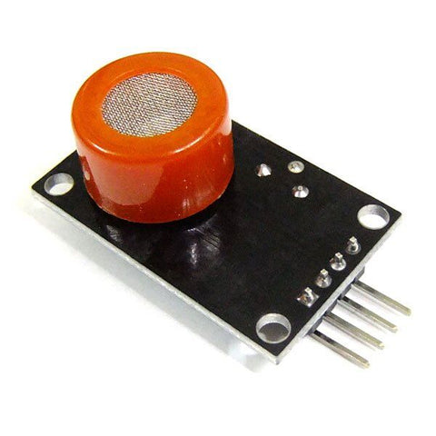 MQ-7 Carbon Monoxide Gas Detection Sensor Module