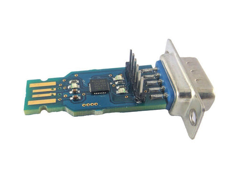 USB to Serial RS232 TTL UART Converter Module Adaper - CP2102 based