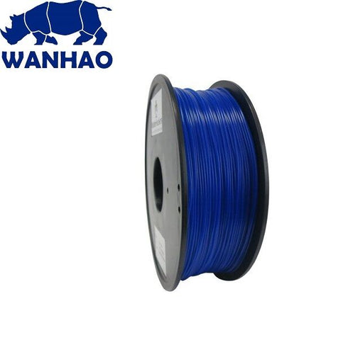 Wanhao Blue PLA 1.75 mm 1 KG Filament for 3d printer - Premium Quality
