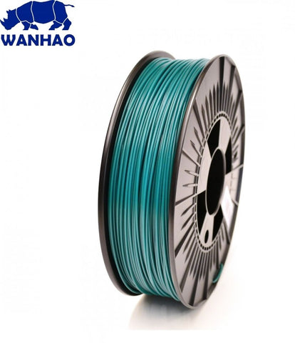 Wanhao Dark Green ABS 1.75 mm 1 KG Filament for 3d printer - Premium Quality