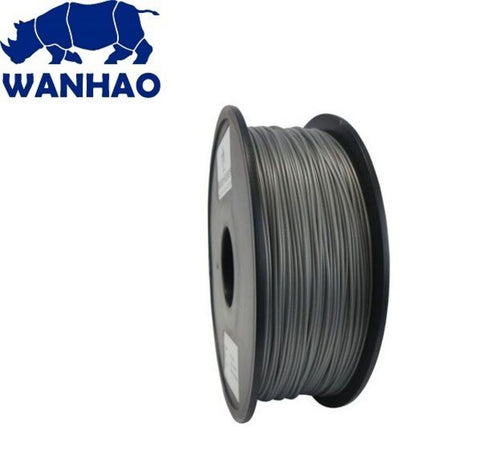 Wanhao Silver PLA 1.75 mm 1 KG Filament for 3d printer - Premium Quality
