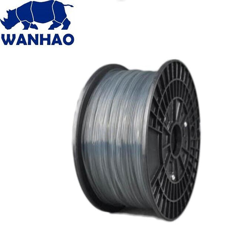 Wanhao Translucent Grey PLA 1.75 mm 1 KG Filament for 3d printer