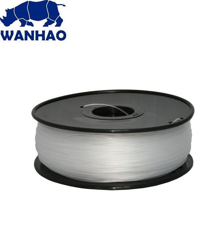 Wanhao Transparent ABS 1.75 mm 1 KG Filament for 3d printer - Premium Quality - Robodo