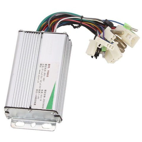 Controller for 8 Inch 350w 24v Brushless E-bike Hub Motor