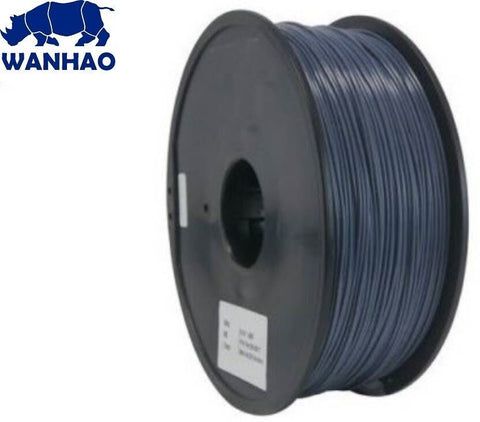 Wanhao Grey Blue ABS 1.75 mm 1 KG Filament for 3d printer - Premium Quality - Robodo