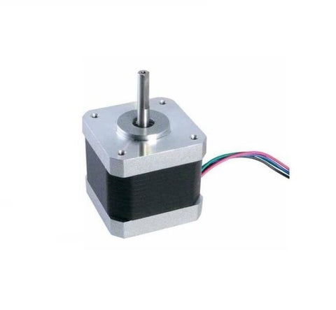 5.5 kg-cm NEMA 17 stepper motor 4 wire bipolar for CNC / 3d printer / Robotics - Robodo