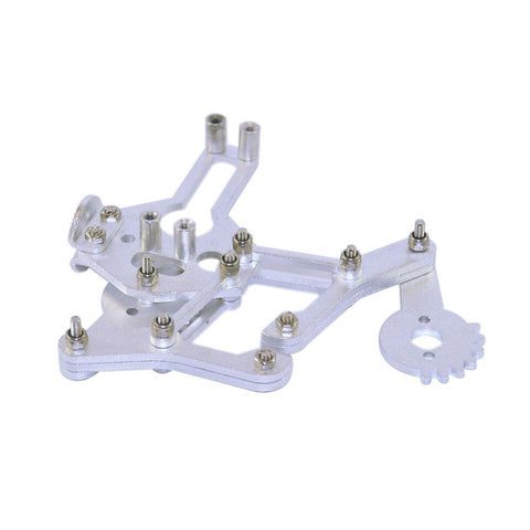 Metal mechanical Arm Gripper claw for MG995 SG5010 servo - Robodo