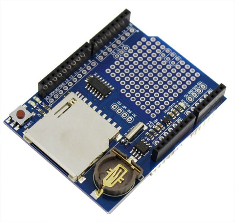 Data Logger module Logging Shield data recorder shield for Arduino uno sd card
