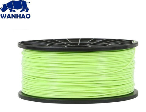 Wanhao Peak Green ABS 1.75 mm 1 KG Filament for 3d printer - Premium Quality