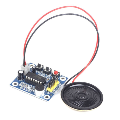 ISD1820 Sound Board Recording Recorder Playback Module