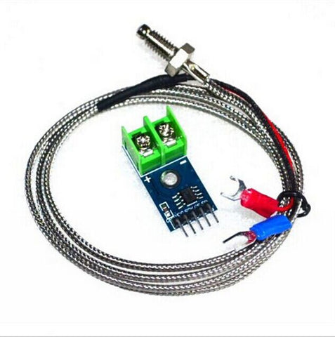 MAX6675 Thermocouple Temperature Sensor Module Type K SPI Interface For Arduino - Robodo