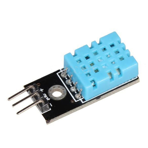 DHT11 Digital Relative Humidity & Temprature Sensor Module for Arduino
