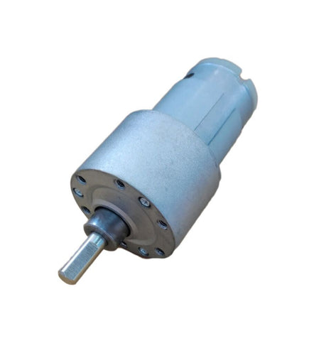 600 RPM 12v DC Johnson Gear Motor - High Torque - Robodo