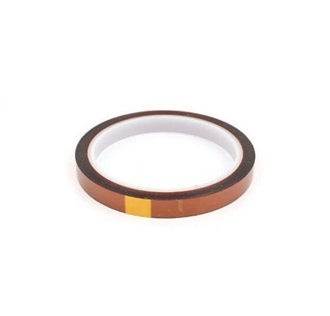 12mm x 30M Kapton Tape High Temp. Heat Resistant for 3D Printer/Electronics/DIY - Robodo